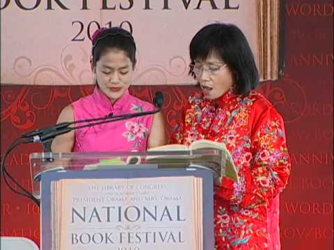 Anchee Min: 2010 National Book Festival