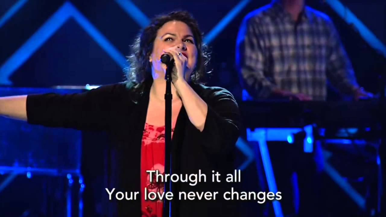 Our Great God North Point Community Church Candi Pearson Youtube