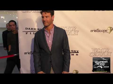Dave Sheridan at the Hatchet' 10th Anniversary Celebration at ArcLight Theatre in Hollywood