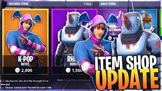 *NEW* FORTNITE ITEM SHOP UPDATE! February 25th New Skins! - Fortnite Battle Royale