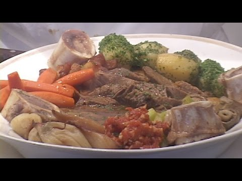 Pot Au Feu De Boeuf - French Pot Roast
