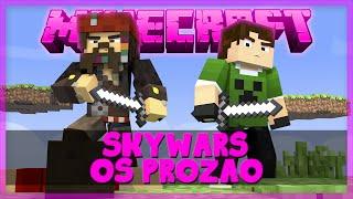 Minecraft - SkyWars: Os Prozão ft. BaixaMemoria #70