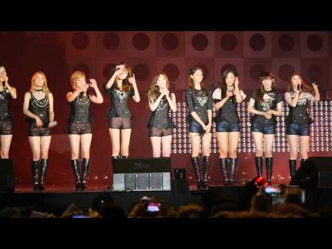 [Fancam] 120712 SNSD - Genie, Run Devil Run, Hoot, Mr.Taxi, The Boys@Yeosu World Expo 2012