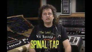 Viv Savage of Spinal Tap on hearing loss (H.E.A.R. PSA)