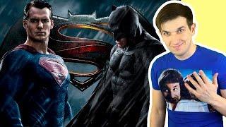 Бэтмен против Супермена - Новости кино