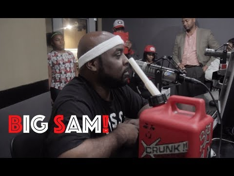 BIG SAM: Crunk History With Lil Jon & The Eastside Boys