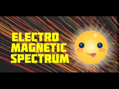 Science Documentary : Electromagnetic Spectrum , a science documentary on forms of light