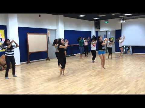 Jai Ho - (Dance Club) Choreography