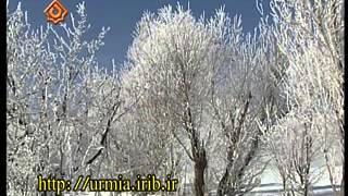 Snow in Urmia, South Azerbaijan(İran) - Urmiye Qışından Görüntülər