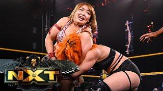 Sarray vs. Gigi Dolin: WWE NXT, July 13, 2021