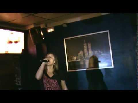 Concurso karaoke de la Comunidad de Madrid.Elisabeth2.