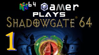 Shadowgate 64 - PART 1: The Best N64 Adventure Game