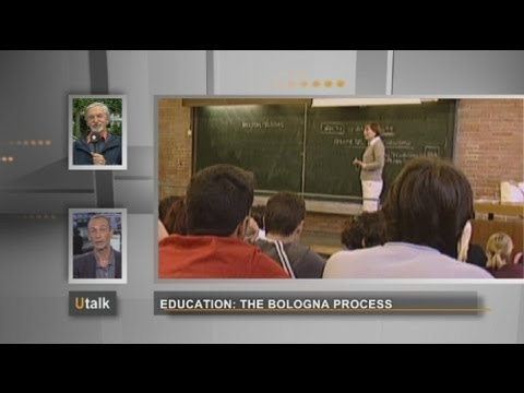 euronews U talk - Education: Balancing costs and benefits of the Bologna process
