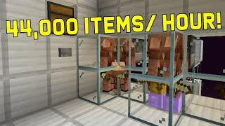 Easy Piglin Bartering Farm! 1.16 Minecraft Nether Update