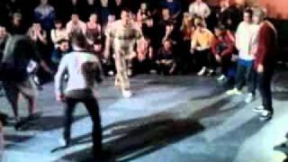 breakoteka 3 Arctic Rockers vs Funk Masters  1/2