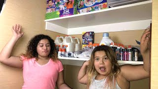 OUR ROOM TOUR!!