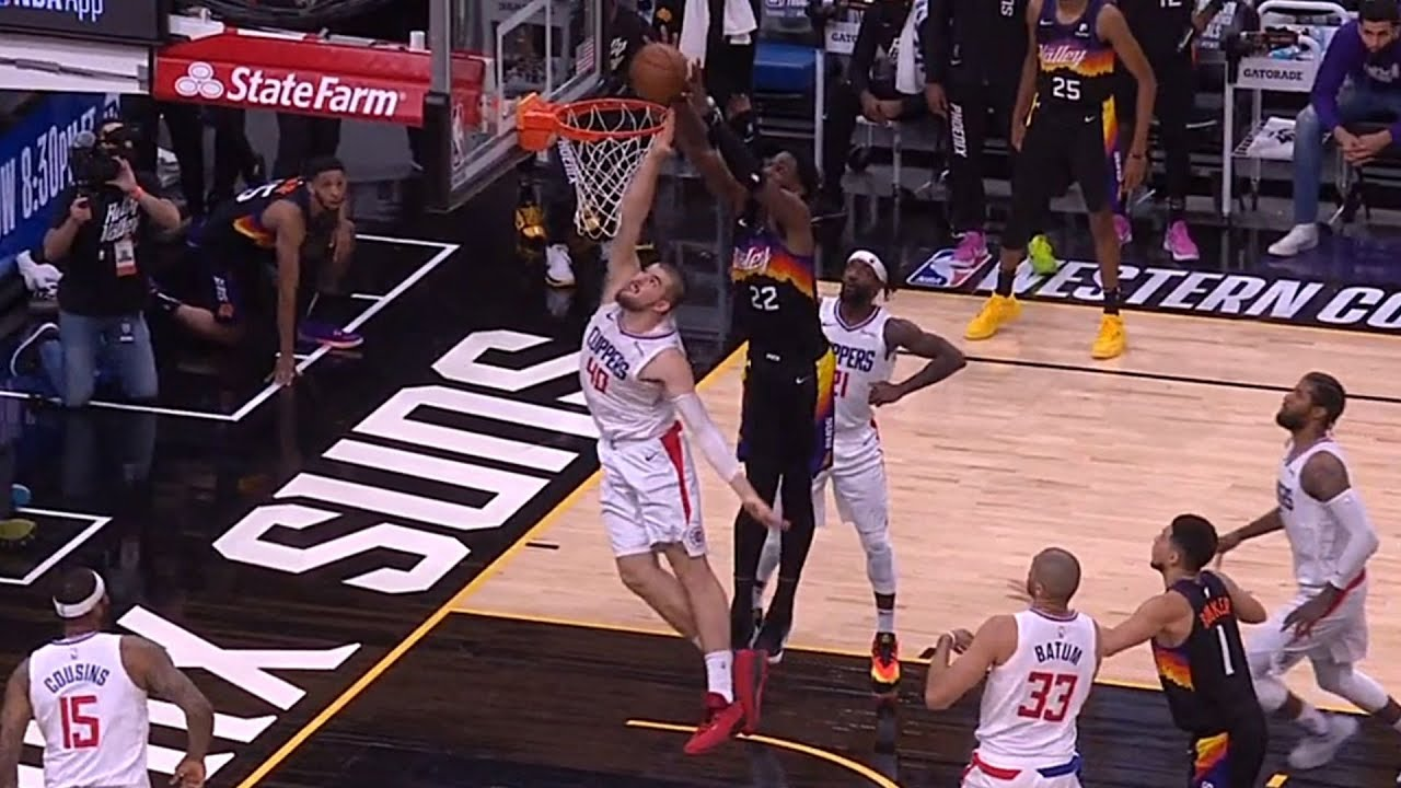 Download Deandre Ayton GAME WINNING alley oop with 0.9 Seconds on the clock 😱 Suns vs Clippers Game 2