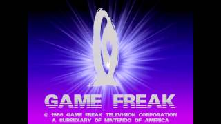 Game Freak Logo History REMAKE