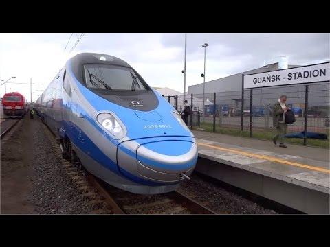 Pytanie o Pendolino: Czy pociąg będzie woził powietrze bo bilety są zbyt drogie? from YouTube · Duration:  1 minutes 3 seconds