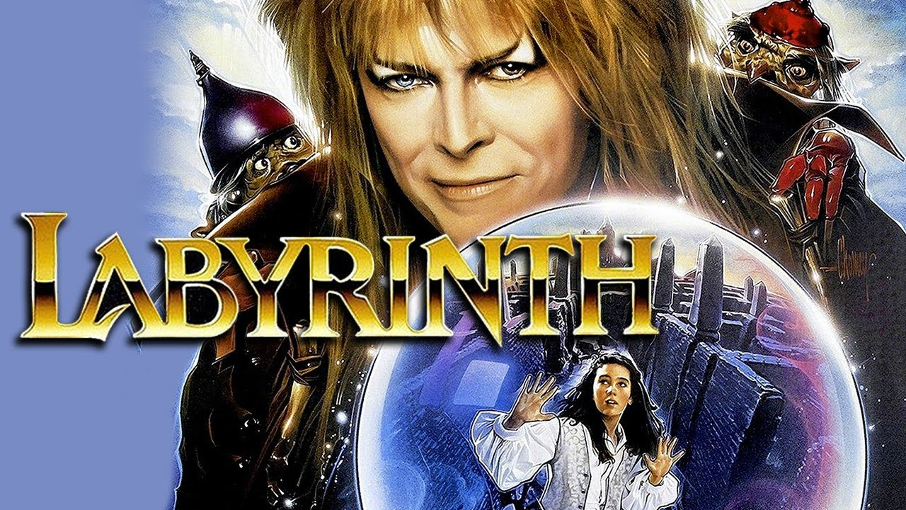 Labyrinth -- Movie Review #JPMN - YouTube Labyrinth 1986