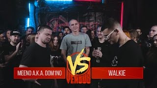 VERSUS BPM Meeno A K A Dom1no VS Walkie