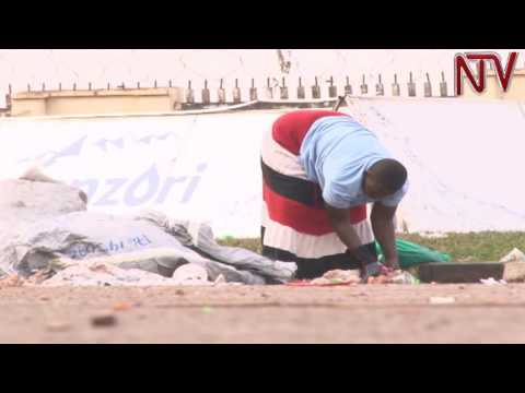 Massive cleanup at Namboole stadium after Cranes' historic win over Comoros