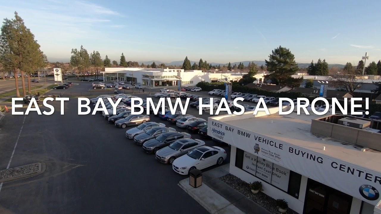 East Bay Bmw Mini Has A Gopro Karma Drone