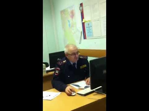 21.12.2016 год. Работа отдела по оформлению ДТП в Чкаловском районе. ЕКБ.