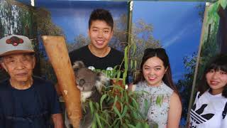 Louis' Family from Japan visited Perth so we took them around to sh...
