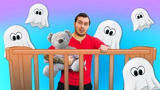Хоррор игра на Хэллоуин – Видео обзор Амонг зе Слип (Among the Sleep) – Летсплей с Нубом.
