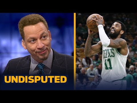 Kyrie Irving could take the Celtics to the NBA Finals this year — Chris Broussard | NBA | UNDISPUTED