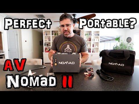 Nomad II 4,500 PSI Airgun Compressor - Vlog13