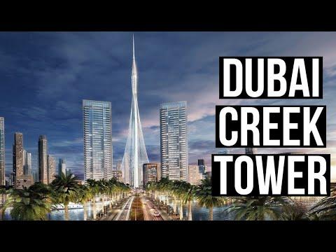 Dubai Creek Tower, UAE   The NYR