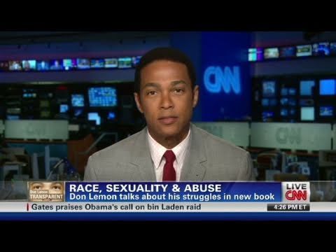 CNN: Don Lemon talks personal struggles