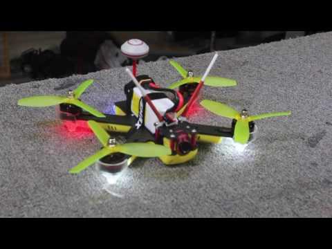 Emax Night Hawk 200 Pro  Review