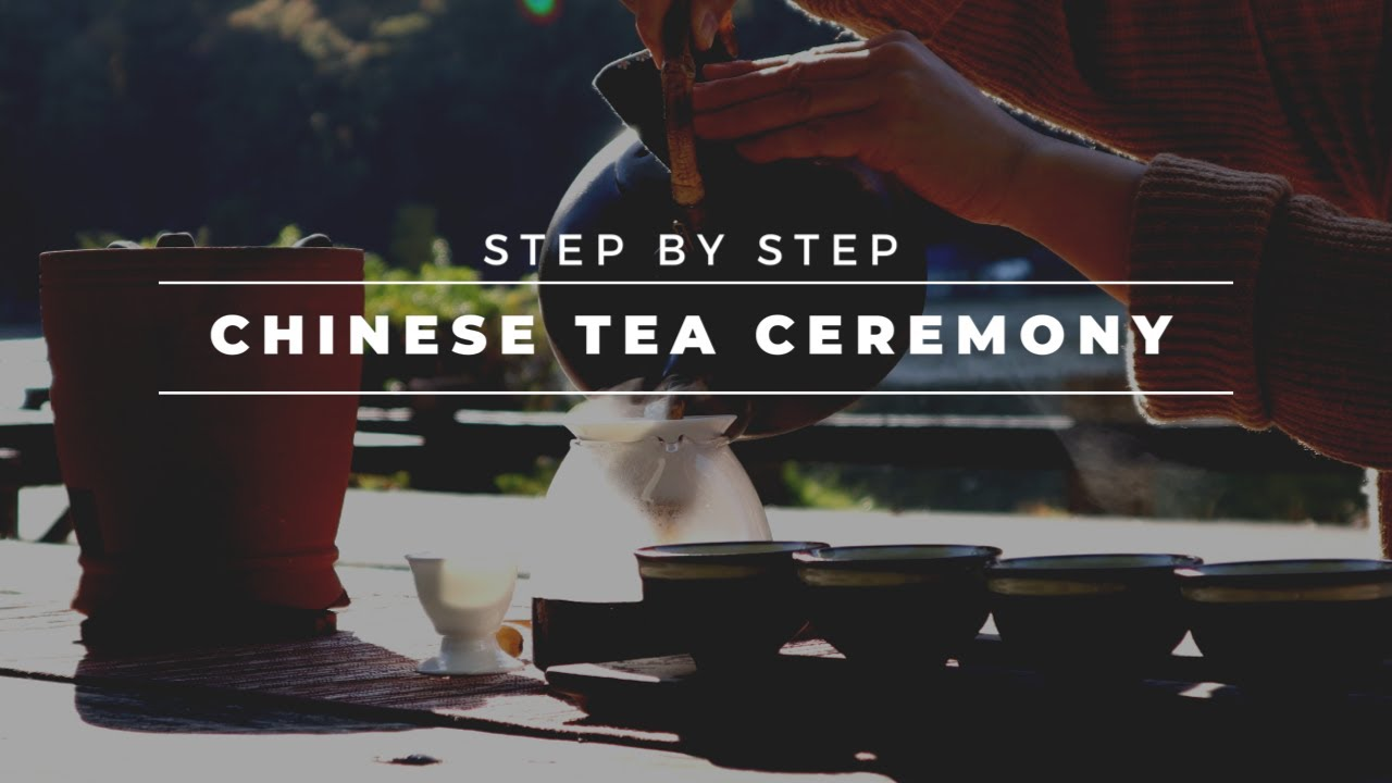 How to do Chinese Tea Ceremony step by step (The boiling tea method part 2 explained)