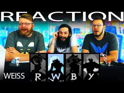 RWBY Volume 5 Weiss Character Short | Rooster Teeth REACTION!!