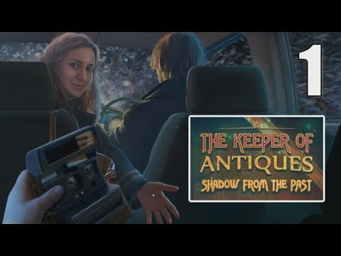 The Keeper of Antiques 4: Shadows From the Past [01] Let's Play Walkthrough - Beta Demo - Part 1