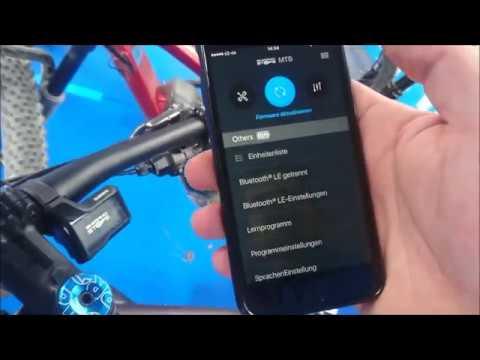 Shimano Steps - Updates über App selbst einspielen