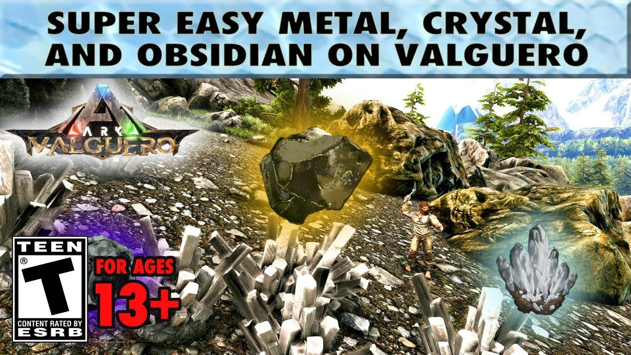 Valguero Metal Locations Where To Find Easy Metal On Valguero Youtube Valguero where to find black pearls! valguero metal locations where to find easy metal on valguero