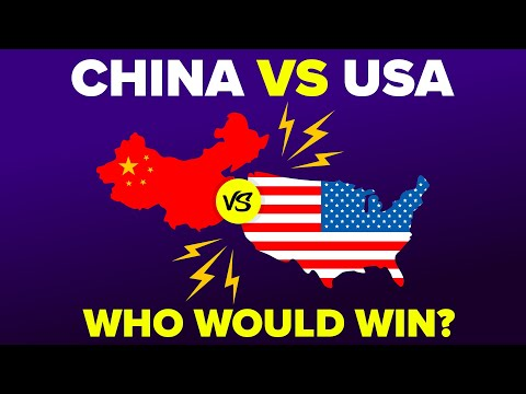 China Vs United States (USA) - Who Would Win? 2020 Military / Army Comparison