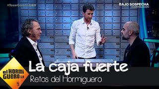 Quien no arriesga no... ¿gana? Con José Coronado y Luis Tosar - El Hormiguero 3.0
