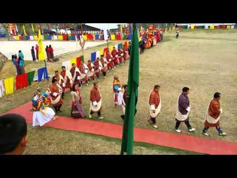 Bhutan-Reise 2016
