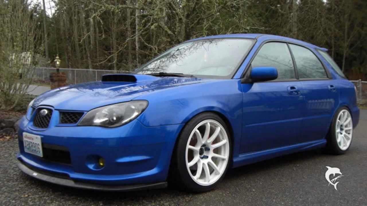 Subaru impreza wagon tribute youtube vanachro Image collections