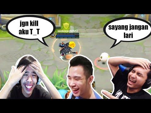 LUCU BANGET GA KETAWA ANDA LUAR BIASA 😂- Mobile Legends Indonesia