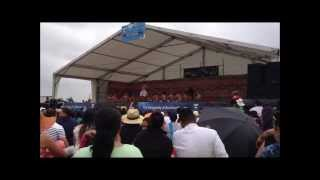 St Pauls College - Polyfest 2013 Samoan Group Part 4