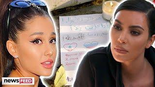 Ariana Grande \u0026 Kim Kardashian DEVASTATED By Beirut Explosion!