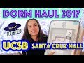 COLLEGE FRESHMAN DORM HAUL  //  WHAT I BOUGHT FOR UCSB