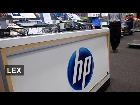 HP/Autonomy: who knew?