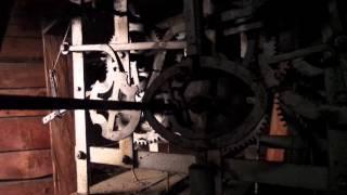 Jak jsme spustili věžní hodiny ve Křetíně